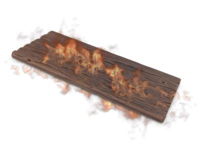 Wood Burnishing