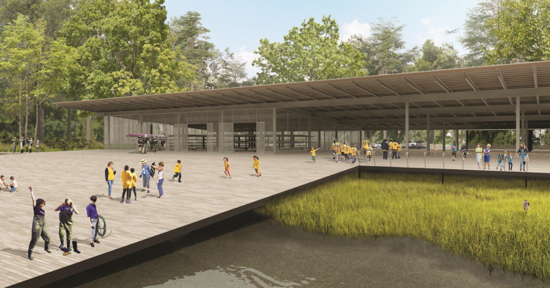 Hall Water Education & Rowing Center